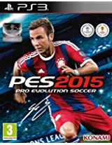 PES 2015: Pro Evolution Soccer (PS3)