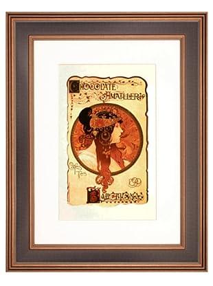 Chocolate Amatlier 1899, 16 x 20