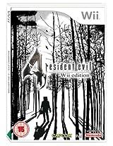 Resident Evil 4 (Nintendo Wii) (NTSC)