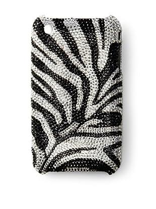 Swarovski Crystal-Encrusted iPhone 3G/3GS Case (Zebra)