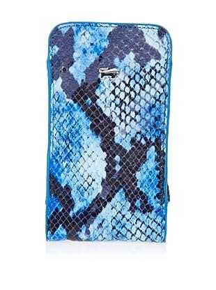 Braun Büffel Smartphoneetui (Blau)