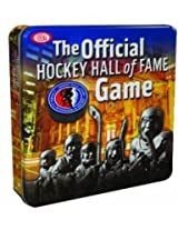 Ideal Official Hockey Hall of Fame Board Game