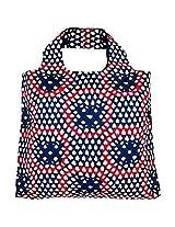Envirosax TK.B2 Tokyo Reusable Shopping Bag, Multicolor