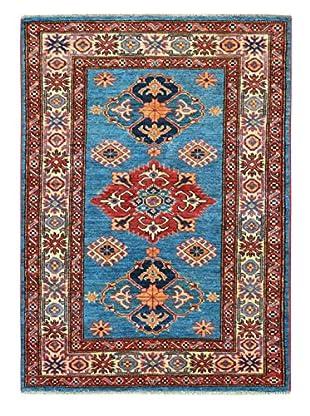 Kalaty One-of-a-Kind Kazak Rug, Blue, 2' 10
