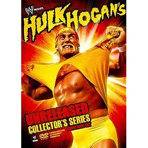 『WWEハルク・ホーガン アンリリースド』