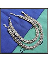 [A16N_006] Oxidised Anklets 06