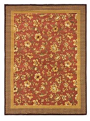 Jardiniere Rug, Copper/Light Brown, 7' 10