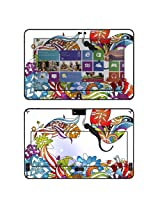 Decalrus - Matte Protective Decal Skin skins Sticker for Dell Latitude 10 Tablet with 10.1 screen (IMPORTANT: Must view IDENTIFY image for correct model) case cover Latitude10-136