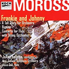 Moross;Frankie and Johnny