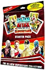 Topps WWE Slam Attax Superstars Starter Pack, Multi Color