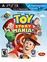 Toy Story Mania Playstation-Move
