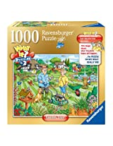 Ravensburger Opening Day What If? Jigsaw Puzzle (1000-Piece)