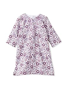 Elephantito Girl's Tunic Dress (Plum)