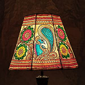 Moya Peacocks N Foliage,Table Lamp Shade
