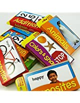 Pocket Flash Cards-Combo