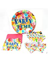 PrettyurParty Party Time Party Set