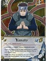 Naruto Card Game Shonen Jump Foil Promo Yamato PR 046