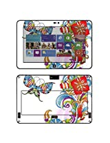 Decalrus - Matte Protective Decal Skin skins Sticker for Dell Latitude 10 Tablet with 10.1 screen (IMPORTANT: Must view IDENTIFY image for correct model) case cover Latitude10-134