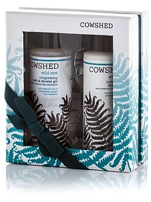Cowshed Set Gel de Ducha y Loción Corporal Estimulante 100 ml + 100 ml