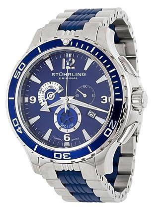 STÜRLING ORIGINAL 270.332U76 - Reloj de Caballero movimiento de cuarzo con correa caucho