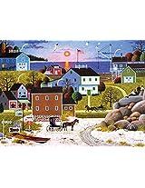 Buffalo Games Puzzle Whalers Bay Charles Wysocki 1000 Pcs