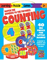 MasterPieces / Learning Games Counting 40-piece Matching Puzzle