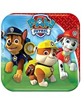 Paw Patrol Small Paper Plates (8ct)