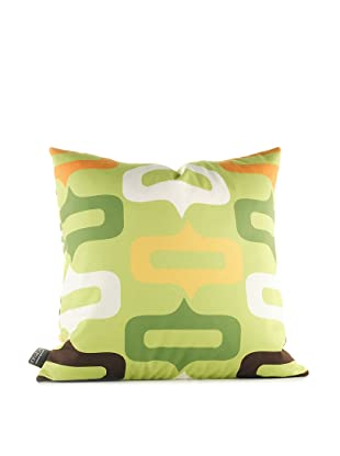Inhabit Smile Pillow (Lime)