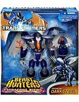 Transformers Beast Hunters Exclusive - Predacons Rising DarkSteel Voyager Class Action Figure