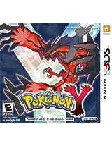 Pokemon Y (Nintendo 3DS) (NTSC)