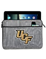 UCF Knights IPAD SLEEVE or Central Florida TABLET Case Stylish Plaid