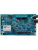Intel Edison Kit for Arduino [Dual Core Intel Atom IA-32 500MHz, 4GB eMMC Storage, Bluetooth 4.0, WiFi Enabled]