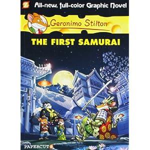 The First Samurai: 12 (Geronimo Stilton)