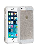 Case-Mate Sheer Glam Hard Back Case for Apple iPhone 5 / 5S / SE - Champagne