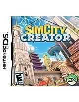 SimCity Creator (Nintendo DS) (NTSC)