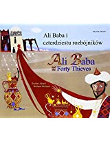 Ali Baba and the Forty Thieves in Polish and English (Folk Tales)