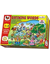 Creative Educational Aids 0740 Rhyming Words- Reading Puzzles