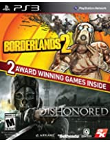 The Borderlands 2 & Dishonored Bundle (PS3)