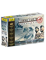 Heller Kriegsmarine Collection Boat Model Building Kit