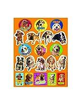 Eureka Stickers Dog Motivational (Set Of 24)