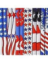 144 pc Patriotic pencil assortment