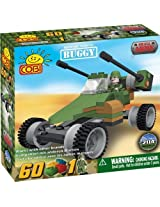 COBI Small Army Buggy Vehicle, 60 Piece Set by COBI