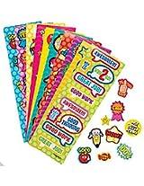 Mega Teachers Stickers (50 Pieces) School Supplies/Stationary/Educational