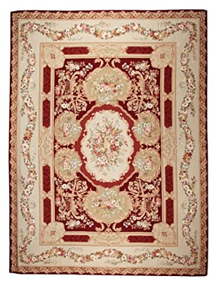 Roubini Palace (Red/Ivory Multi)