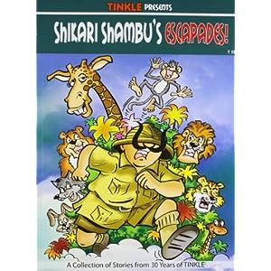 Shikari Shambu's Escapades (Tinkle)
