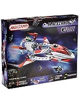 Meccano Silver Force Titanium Hawk