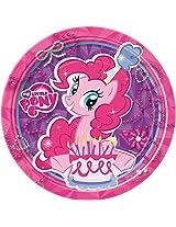 Unique My Little Pony Dessert Plates (8 Count)