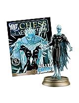 DC Comics Chess Figure & Magazine #62 - Killer Frost Black Pawn