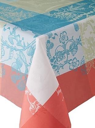 Garnier-Thiebaut Jardin Extraordinaire Tablecloth (Eden)