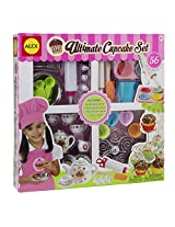 ALEX Toys Let's Bake Ultimate Cupcake Set